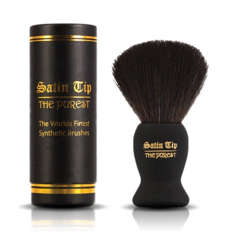 satin tip the purest shaving brush review