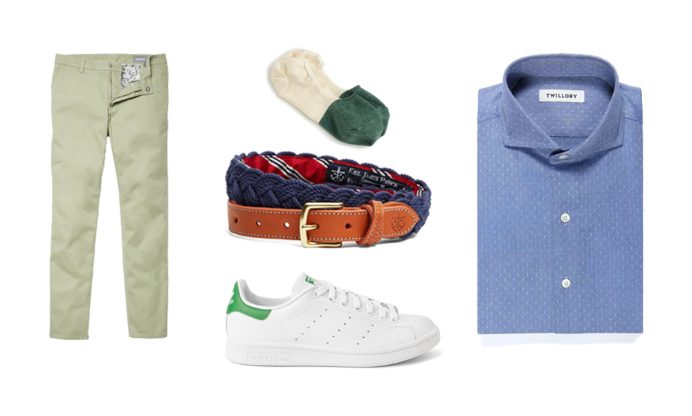 st patricks day business casual outfit