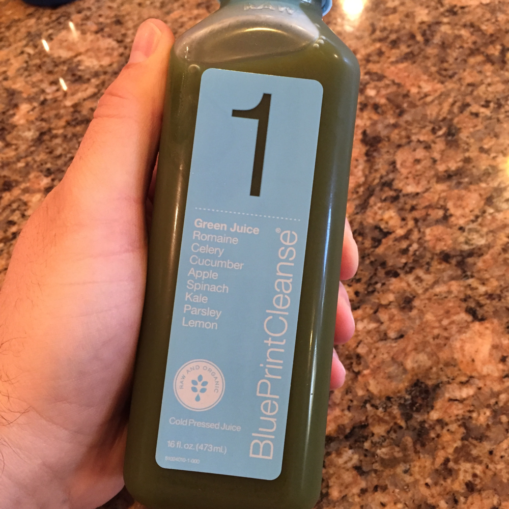 Blueprint 3-Day Cleanse: Day 2