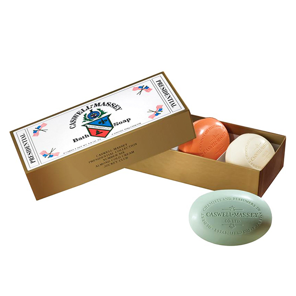 Caswell-Massey Presidential Soap Sampler