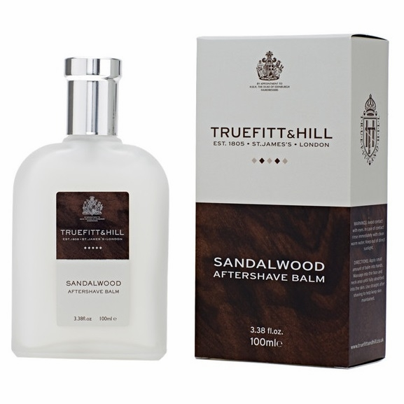 truefitt and hill aftershave balm review