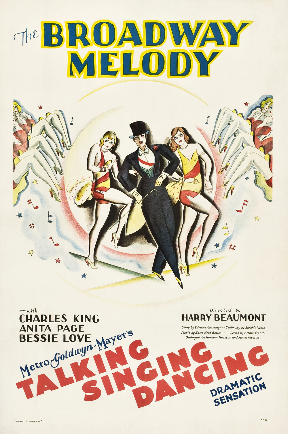 "Movie Night: ""The Broadway Melody"" (1929)"