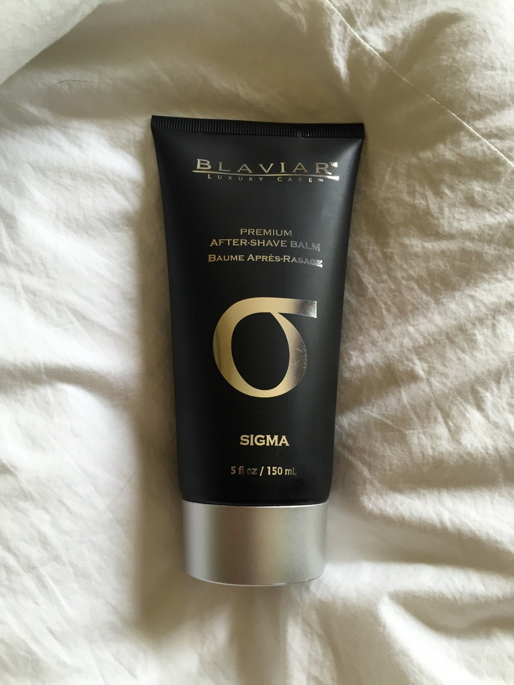 "Blaviar ""Sigma"" Aftershave Balm Review"