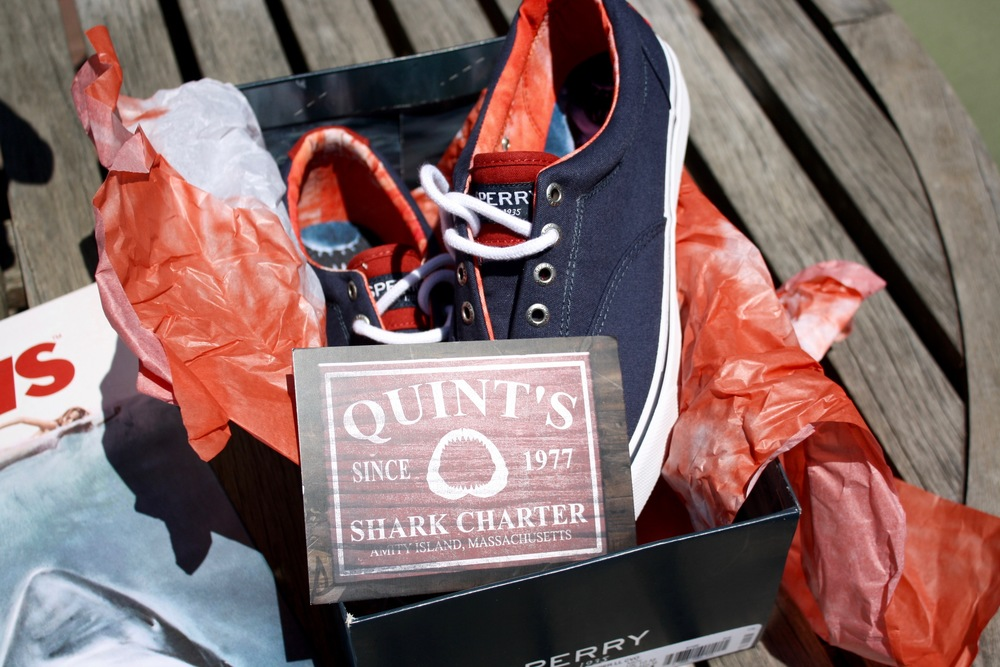 The Sperry X JAWS Shoes Collection 2