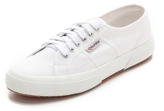 superga white italian sneaker