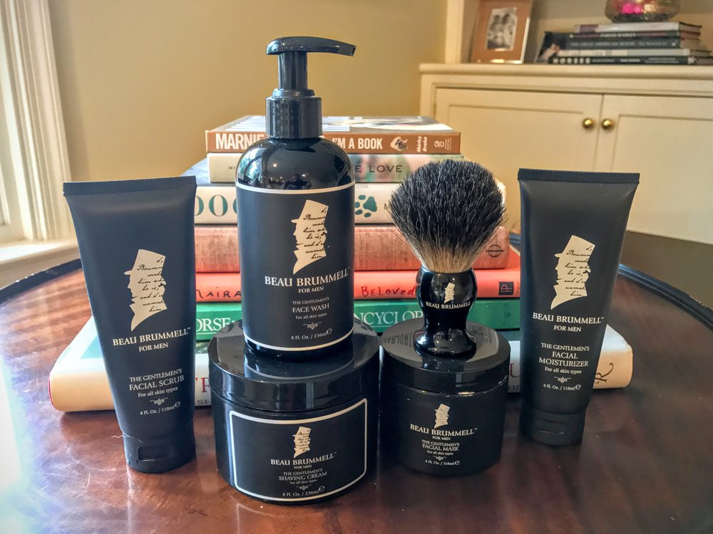 beau brummell for men grooming products