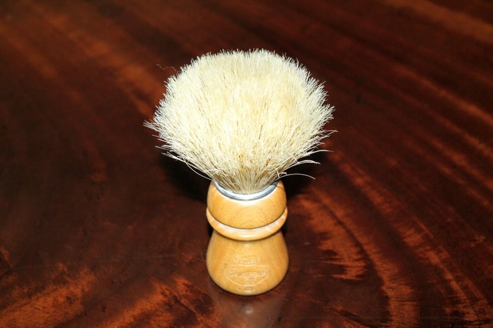 semogue special owners club shaving brush review