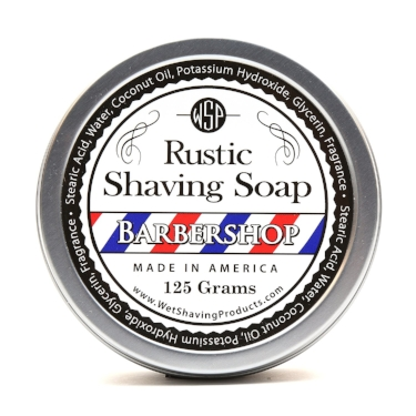 Wet Shaving Products Rustic Shaving Soap