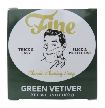 Fine Accoutrements Shaving Soap