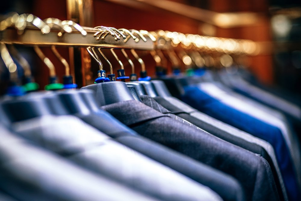 How to Shop for a Men's Suit