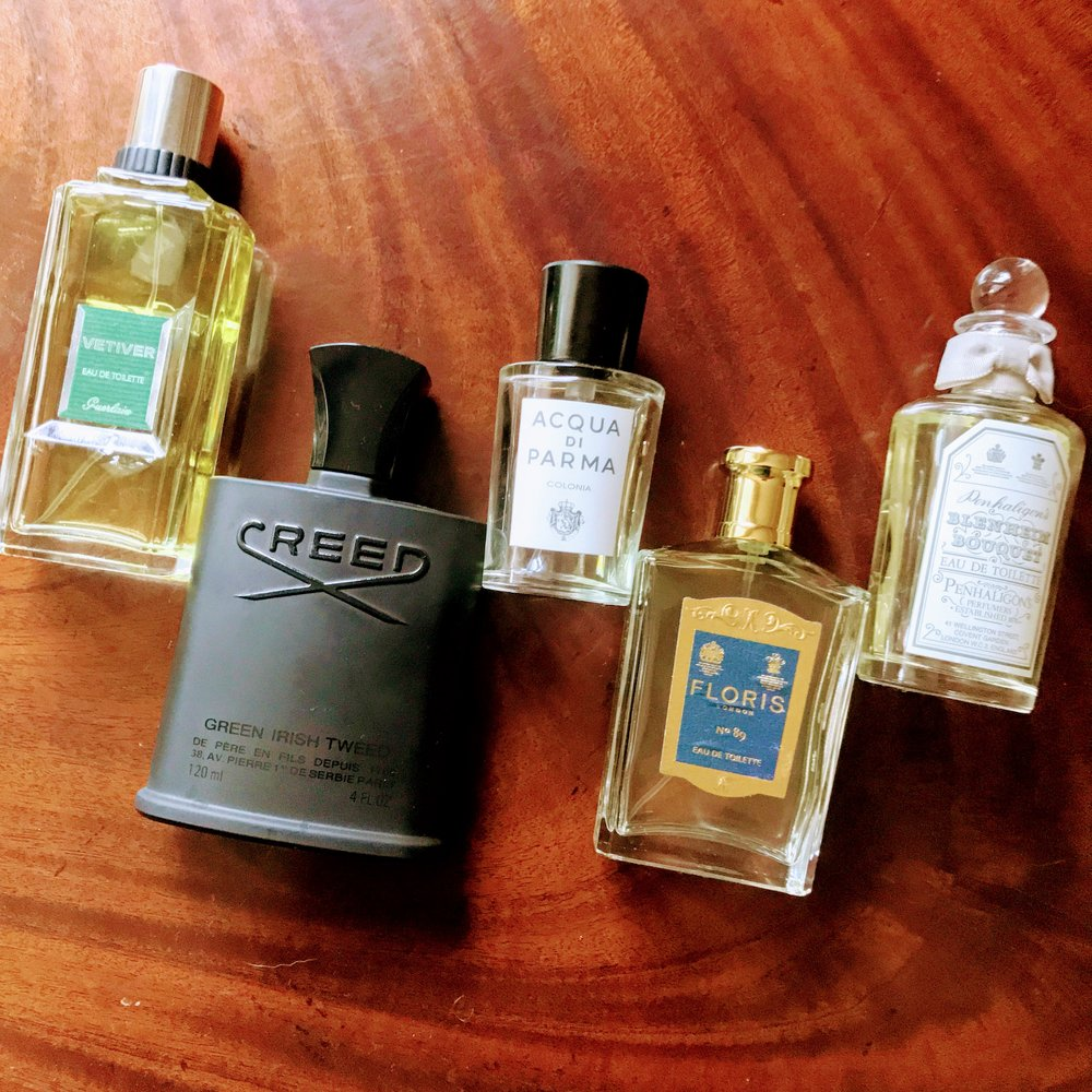 French Vs. Italian Vs. English Cologne