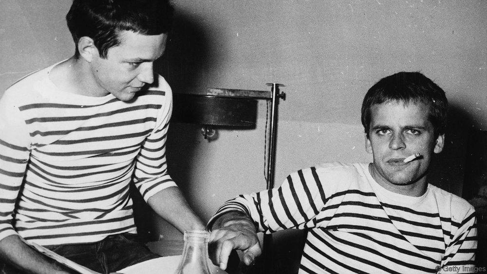 Saint-James Breton Stripe Shirts Three Ways