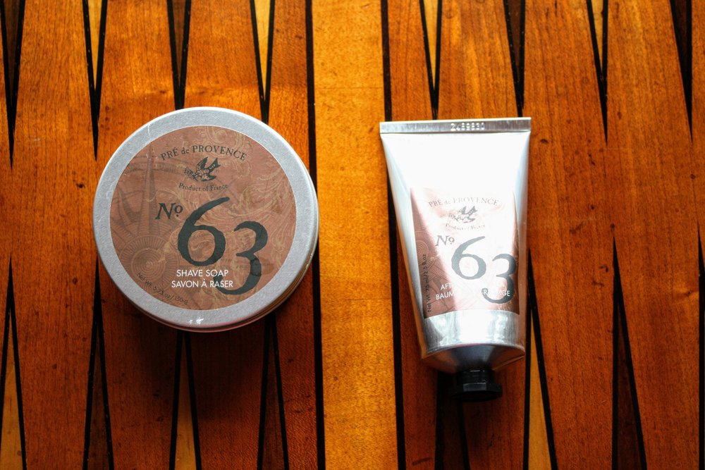 Pre de Provence Shaving Soap and Aftershave Balm Review