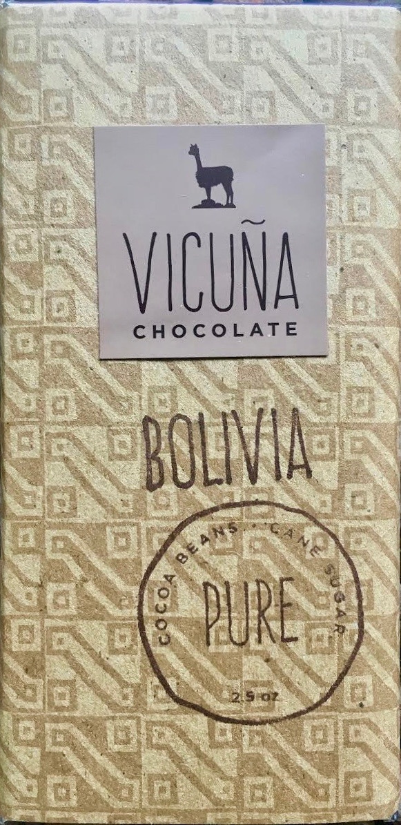 Vicuña Chocolate