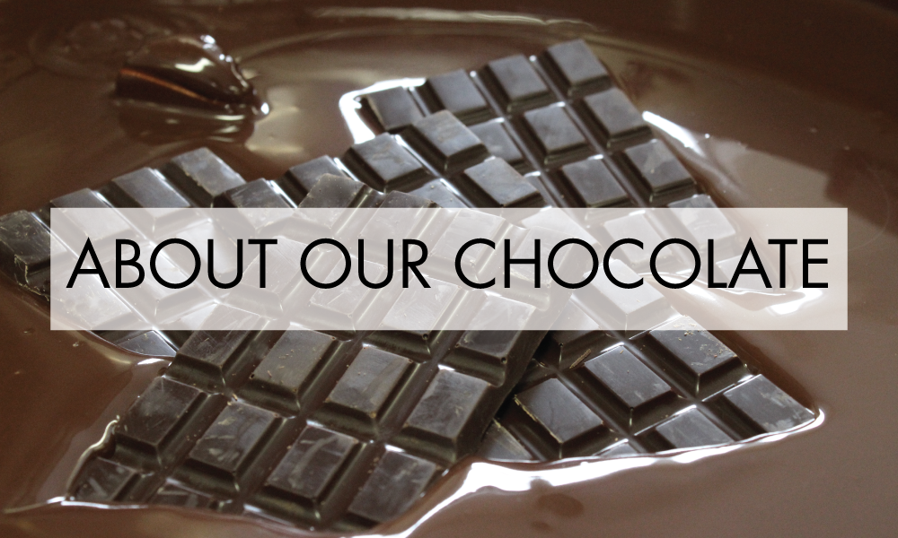 Learn How We Make Chocolate - Take a peak inside our production facility
