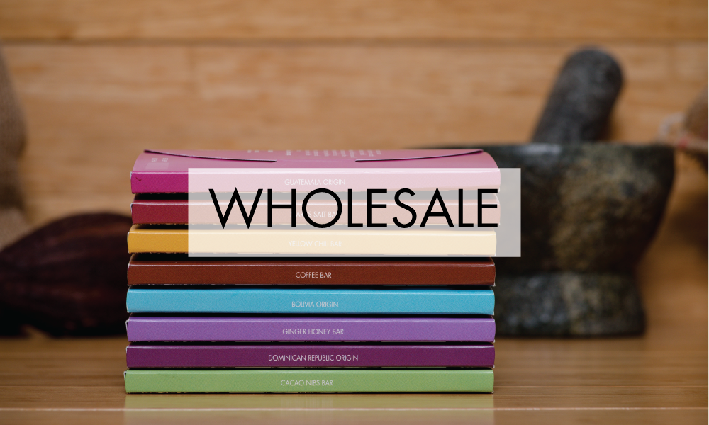 Stock Vicuña Chocolate Bars at Your Store - We ♥ our wholesale customers!