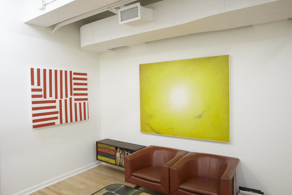 Tracy Grayson , Waiting Room exhibition, Installation View