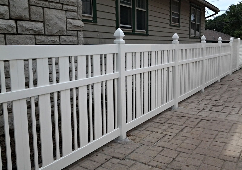 vinyl fence for your home