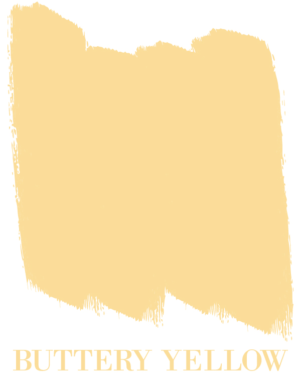 BUTTERY YELLOW