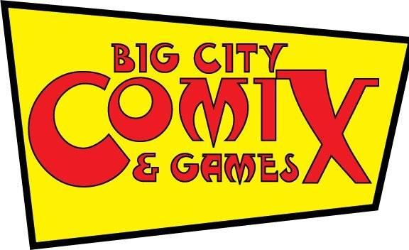 Big City Comix & Games