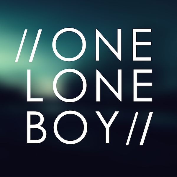 Brand Identity & Website  - // ONE LONE BOY  //