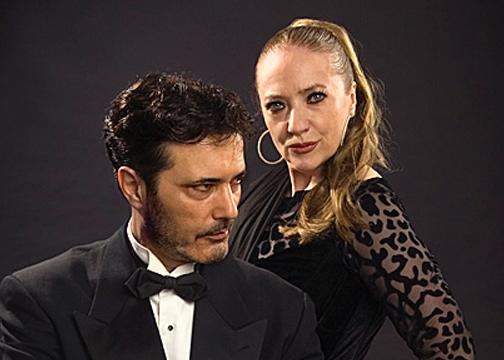Carlos & Maria Rivarola