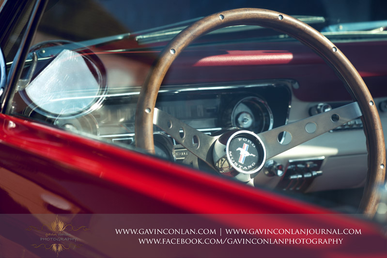 Mustang Dream Weddings  wedding and bridal photo shoot in Essex by  gavin conlan photography Ltd