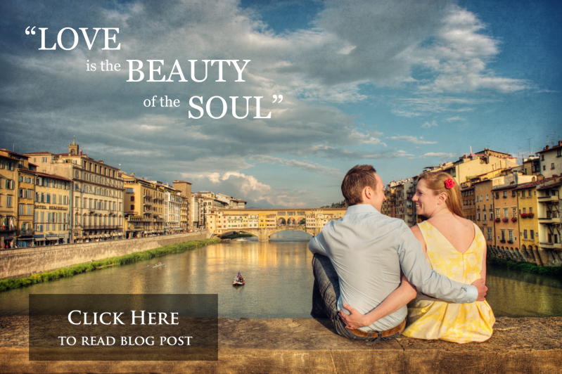 click on this beautiful photograph to access the stunning Florence Engagement blog post by  gavin conlan photography Ltd