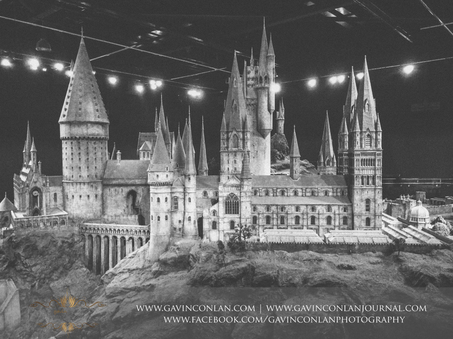 Making-of-Harry-Potter-Howarts-Castle-Model
