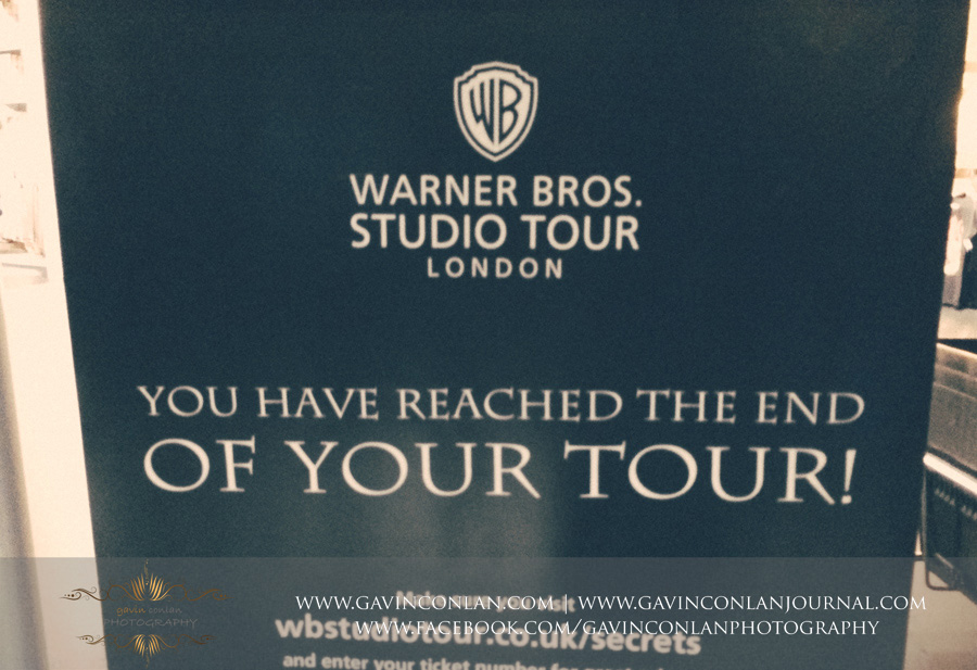 a selection of photographs from the amazing warner bros studio tour of Harry Potter