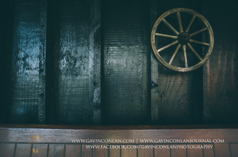 detail shot in the grounds of Crabbs Barn. Wedding photography at  Crabbs Barn  by  gavin conlan photography Ltd