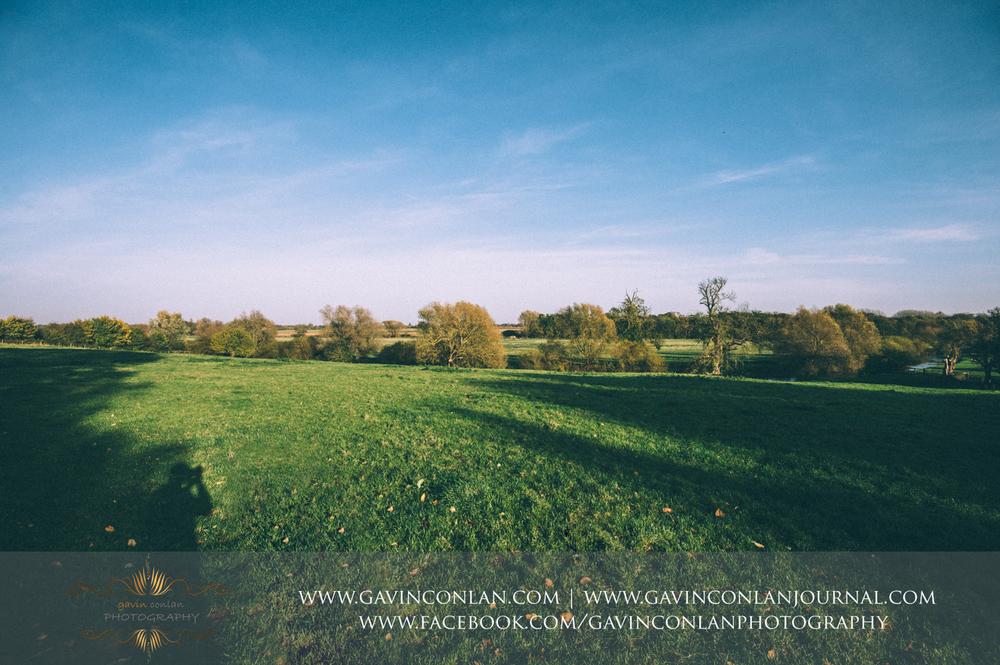 landscape of Grantchester Meadows, Cambridgeshire