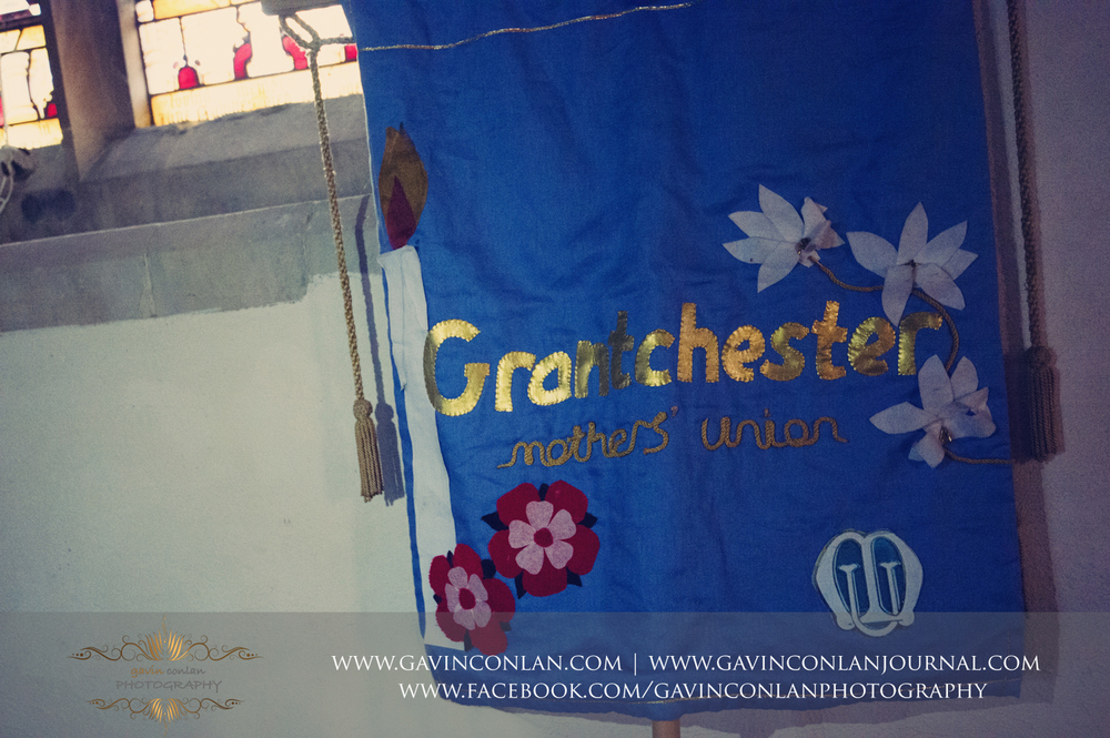 Grantchester Mothers Union tapestry