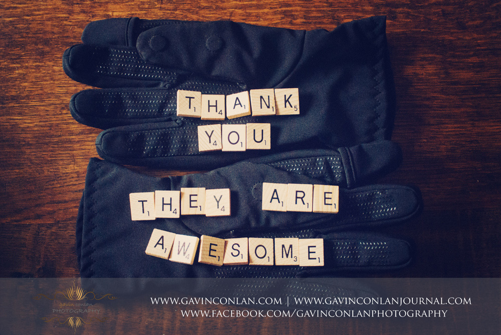 A massive thank you to UKphotodistro for my fantastic photography gloves