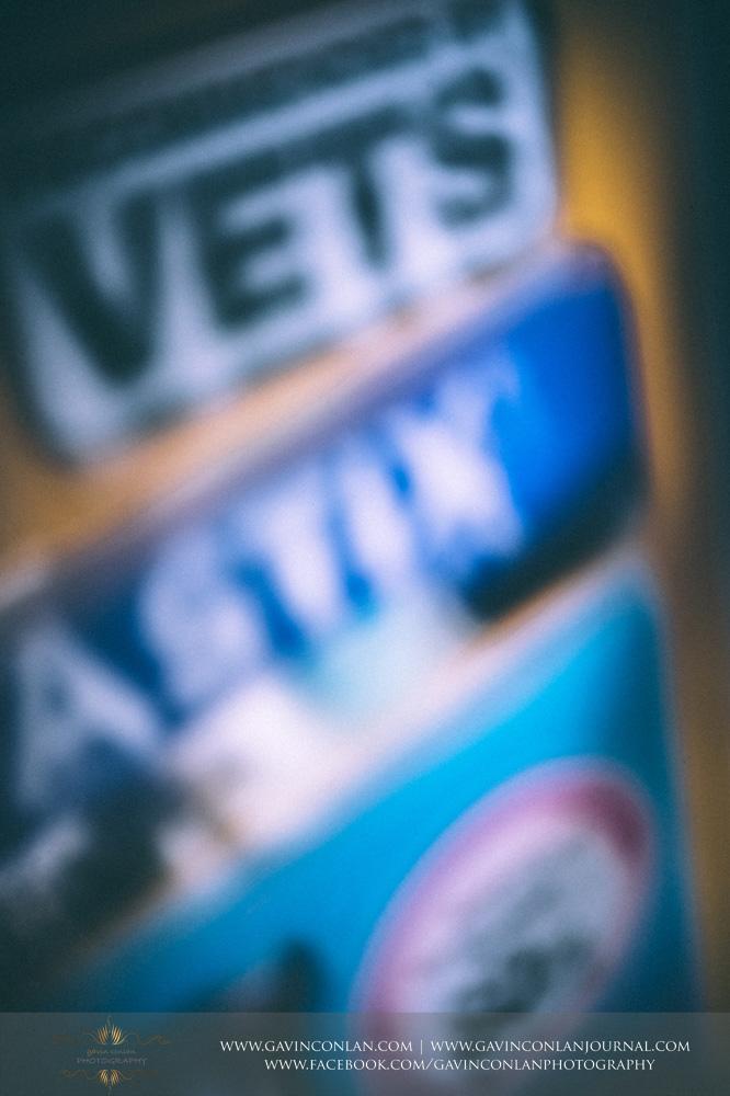 creativepinhole photography using a nikon body cap -test shot of a packet of dentastix