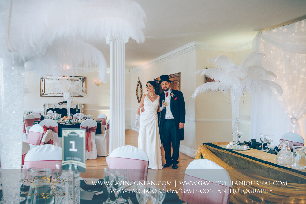 Wedding photography at Parklands Quendon Hall by preferred supplier gavin conlan photography Ltd