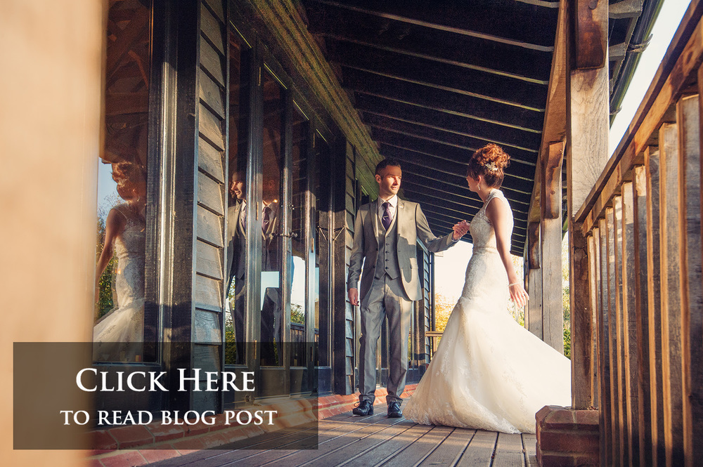 link to Sherri and Robert's Grand Final Wedding of the Year competition blog post