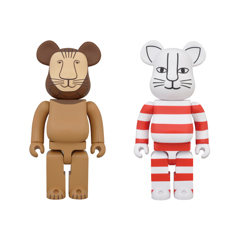 Lisa Larson 100% BE@RBRICKS by Medicom Toy Co. are now available in-store &online.