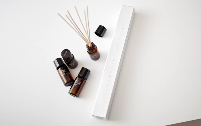 New in from retaW, we just received a restock of Desktop Reed Diffusers in ALLEN* & NATURAL MYSTIC*.  Now available in-store and online.