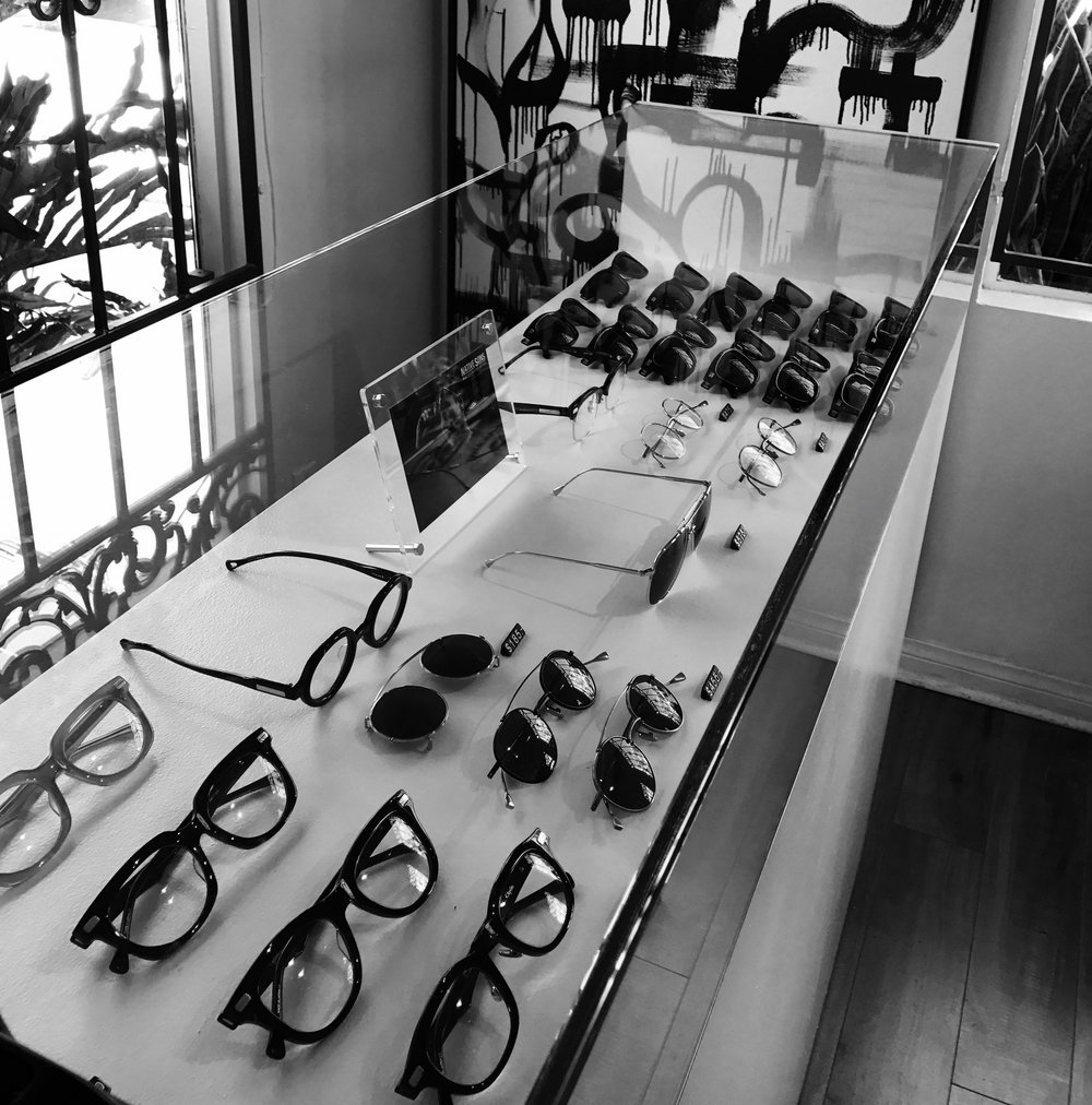 We are very proud to announce that Native Sons eyewear is now available at ACD Gallery. Native Sons is a joint venture between NEIGHBORHOOD's Shinsuke Takizawa and industry veteran Tommy O'Gara. Their frames are handcrafted in Sabae, the eyewear capital of Japan. Other features include diamond cut hardware, all natural acetates and robust tooling and plating. 12 different styles now available in-store & online.