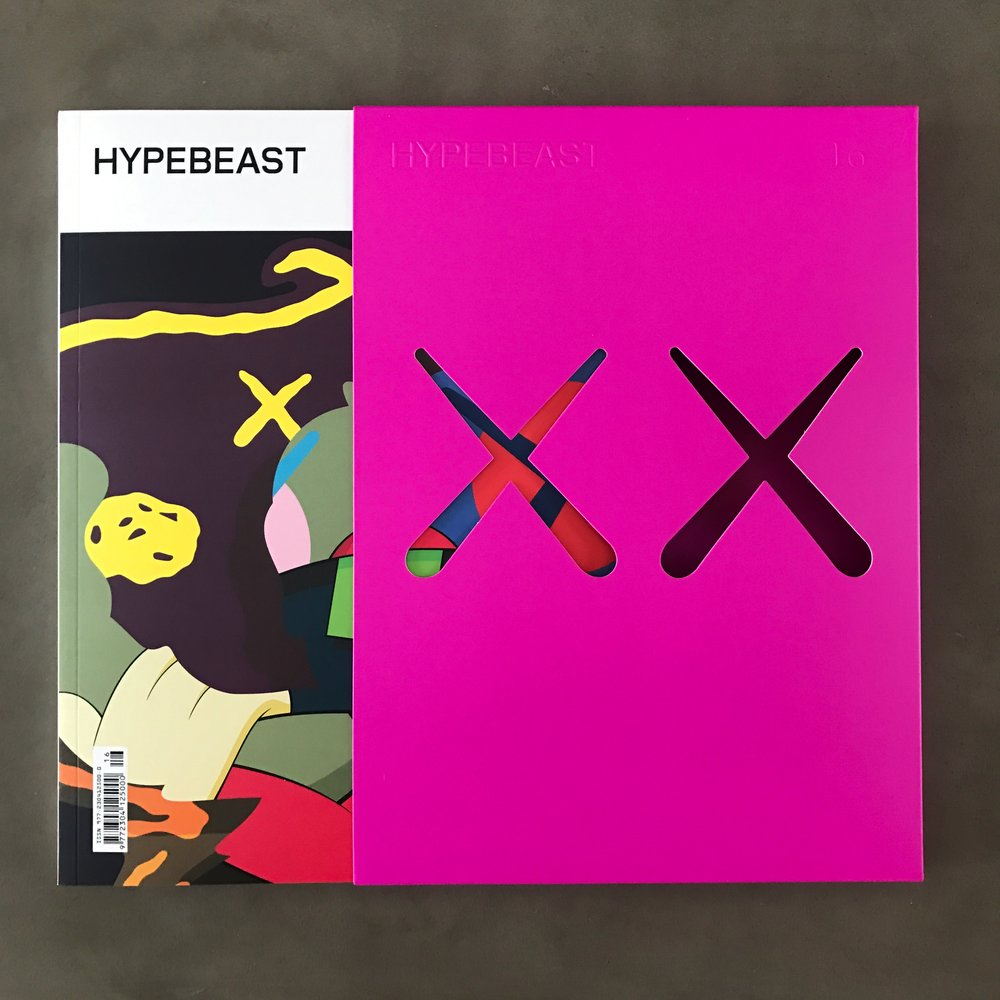 After the overwhelming response to the initial release of Hypebeast Magazine Issue 16, The Projection issue is re-released due to high demand. Featuring stories with No Vacancy Inn, Zane Lowe, Cav Empt and an exclusive all-pink cover, the most popular edition of the magazine to date explores brand image – from conception, to construction, to consumption. Now available in-store at ACD Gallery.