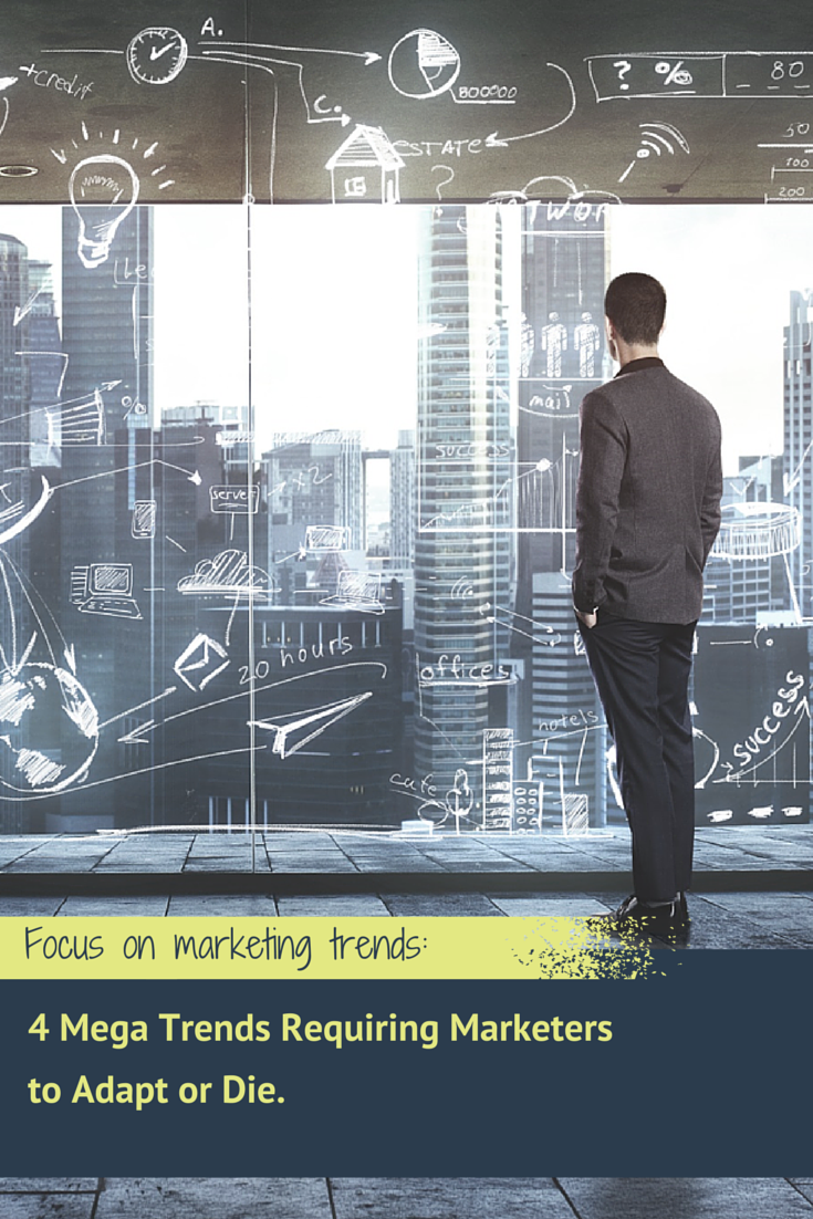 marketing trends for CMO and business executives