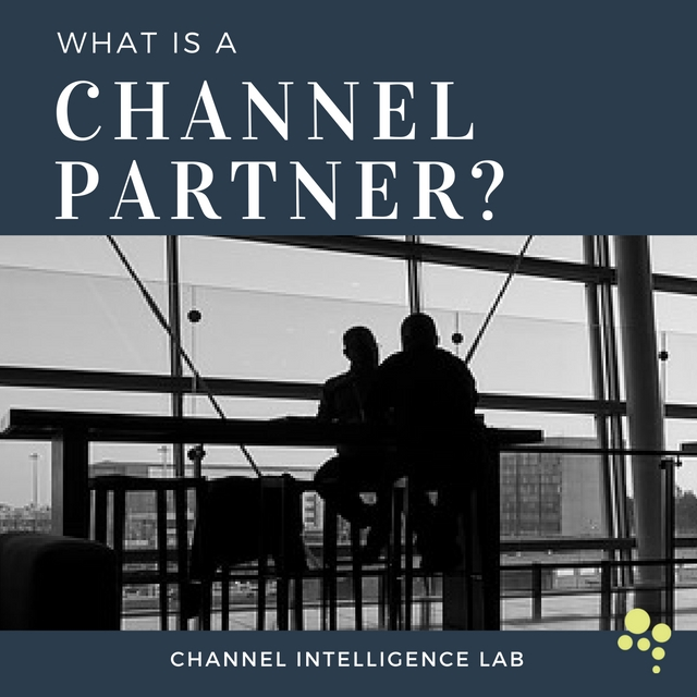 what is a channel partner