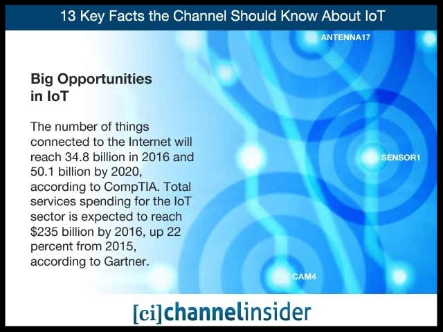 channel partners IoT