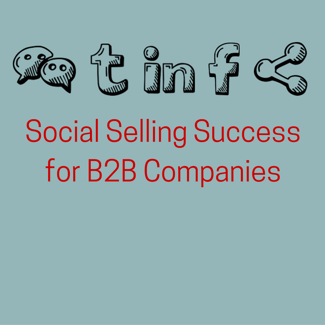social selling success