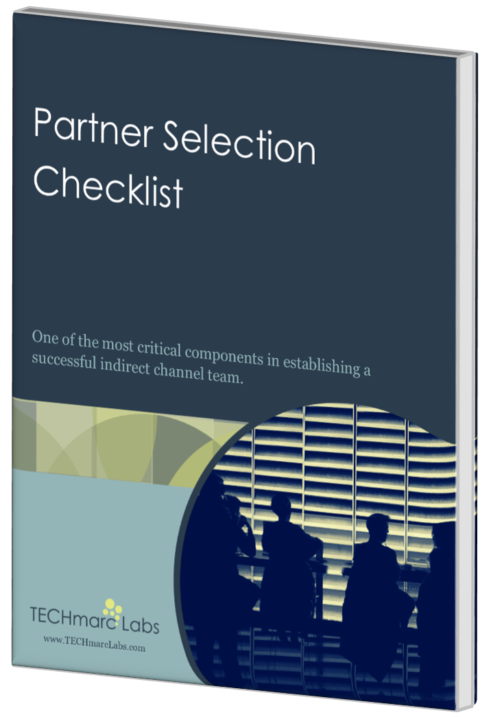 partner channel selection checklist