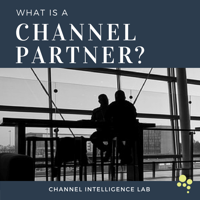 what is a channel partner definition