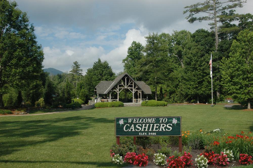 Village Green, Cashiers, North Carolina