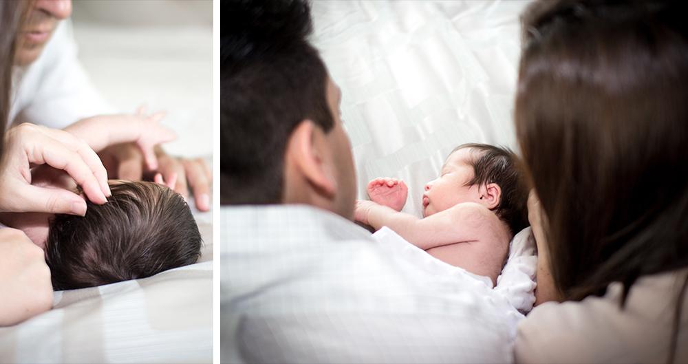 Newborn home seesion az 12