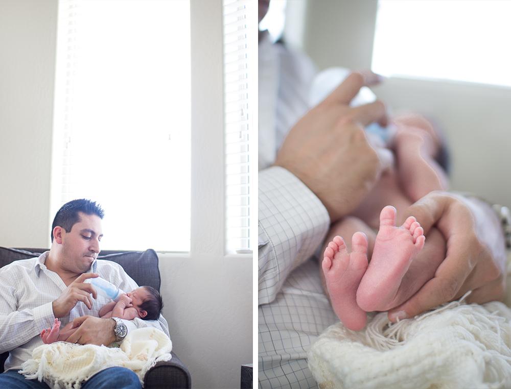 Newborn home seesion az 15